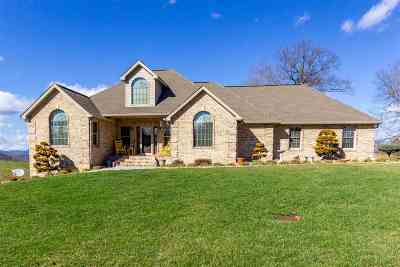 Morristown Single Family Home For Sale: 3008 Waters Edge Dr