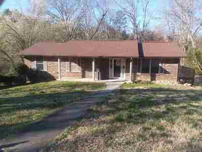 Hamblen County Single Family Home For Sale: 1597 Kimberly Drive