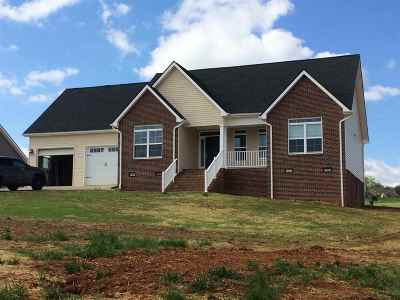 Dandridge Single Family Home For Sale: 537 Mountain Vista Trail