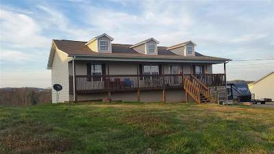Dandridge TN Single Family Home For Sale: $169,900