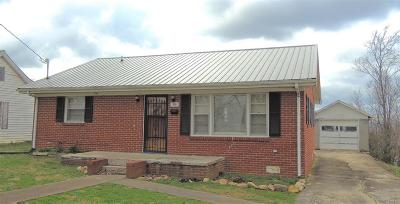 Single Family Home For Sale: 319 N. Highland Avenue