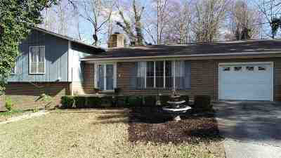 Hamblen County Single Family Home For Sale: 6323 Cotton Tail Ln