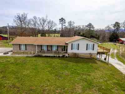 White Pine Single Family Home For Sale: 3187 Brethren Church Rd