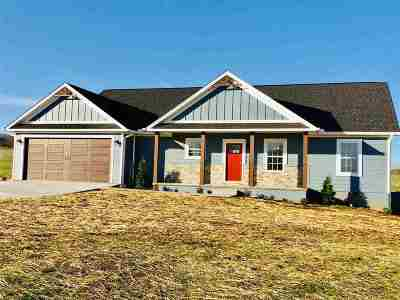 New Market Single Family Home For Sale: 130 Stone Leigh Drive