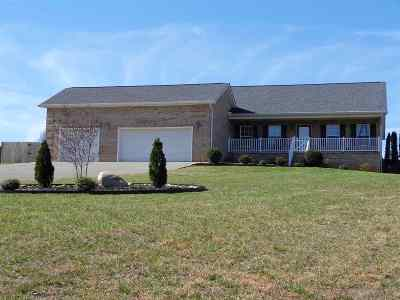Dandridge TN Single Family Home For Sale: $264,900