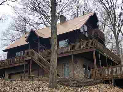 Bean Station Single Family Home For Sale: 504 Hilltop View Ln