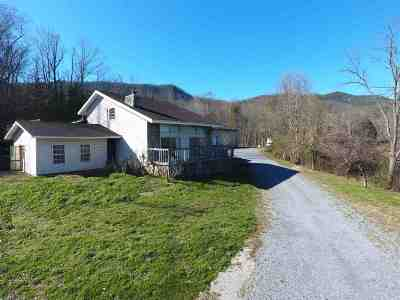 Newport Single Family Home For Sale: 544 English Mountain Road