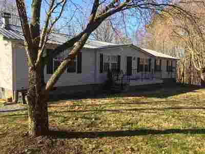 Single Family Home For Sale: 208 Telford Rd.