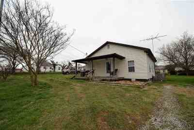 Morristown TN Single Family Home Sold: $79,900