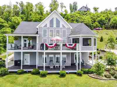 Sevier County Single Family Home For Sale: 2430 Waterfront Way