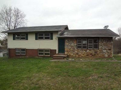 Single Family Home For Sale: 2557 Elizabethton Hwy