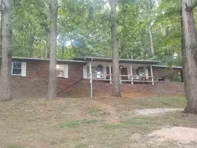 Grainger County Single Family Home For Sale: 264 Lester Jarnigan Road