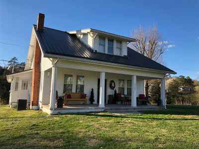 Russellville Single Family Home For Sale: 2167 Three Springs Rd