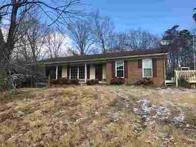 Single Family Home For Sale: 1467 Macedonia Rd