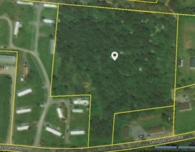 Kodak Residential Lots & Land For Sale: Douglas Dam Road