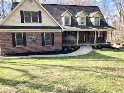 Talbott Single Family Home For Sale: 1625 Wind Chase Dr