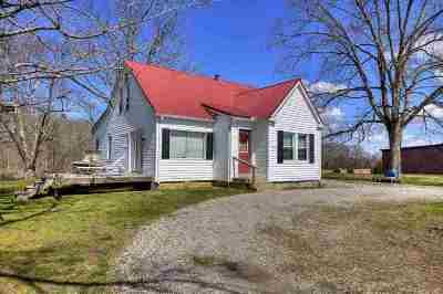 Dandridge Single Family Home For Sale: 3070 Bee Carter Rd