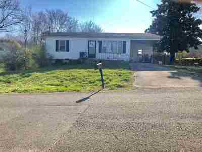 Morristown TN Single Family Home Sold: $55,000