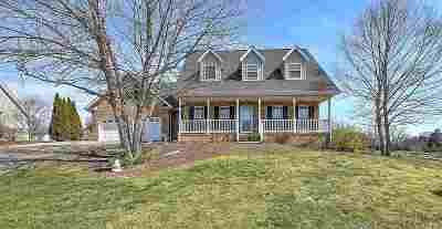 Single Family Home For Sale: 2405 Holly Creek Road