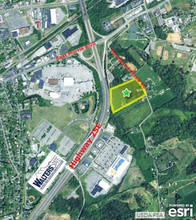 Morristown Residential Lots & Land For Sale: 570 Thompson Creek Rd