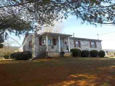 Rutledge TN Single Family Home For Sale: $149,900