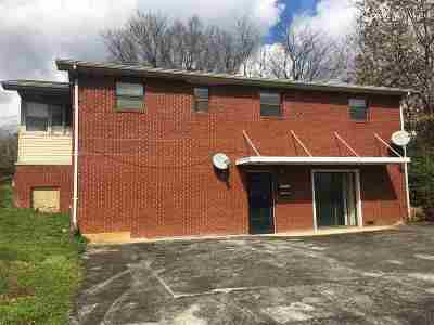 Newport TN Single Family Home Sold: $129,000