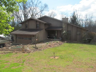 Newport Single Family Home For Sale: 1417 Golf Course Road