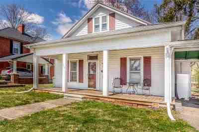 Morristown Single Family Home For Sale: 709 E 2nd North St
