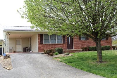 Morristown Single Family Home For Sale: 2757 Calvin Road
