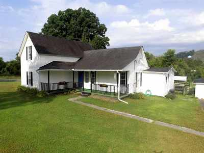 Grainger County Single Family Home For Sale: 1631 County Line Road
