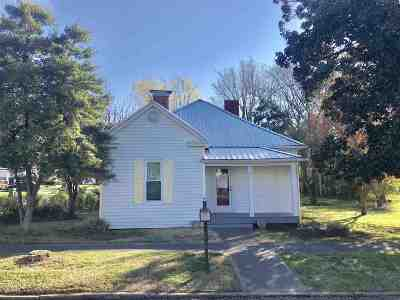 Morristown TN Single Family Home For Sale: $117,900