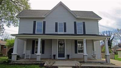 Morristown Single Family Home For Sale: 422 E 4th North Street