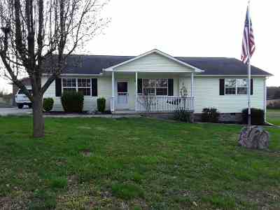 White Pine Single Family Home For Sale: 116 Norma Sue