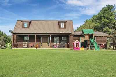 Single Family Home For Sale: 873 Kitchen Branch Rd