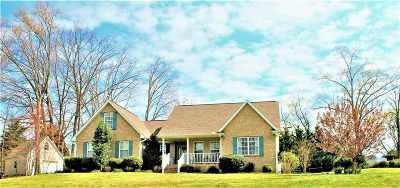 Rutledge Single Family Home For Sale: 607 Baye Rd.