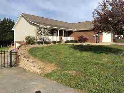 Russellville Single Family Home For Sale: 2612 Plantation Dr