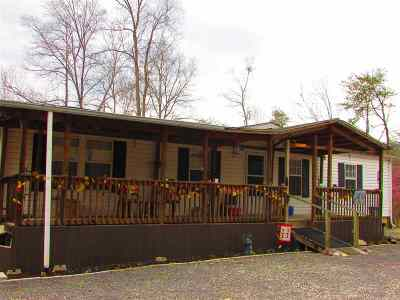 Mobile/Manufactured For Sale: 560 Mullins School Rd