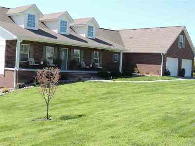 Russellville Single Family Home For Sale: 5630 Brights Pike