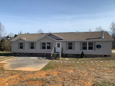 Claiborne County Mobile/Manufactured For Sale: 276 Hill Crest Drive