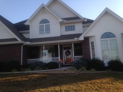 Grainger County Single Family Home For Sale: 141 Fairway Drive