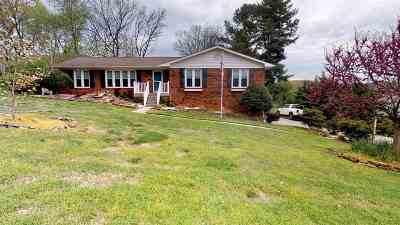 Hamblen County Single Family Home For Sale: 1640 Seven Oaks Drive