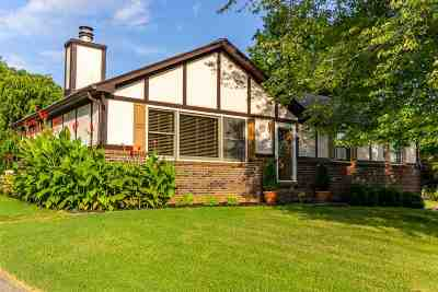 Talbott Single Family Home For Sale: 2925 Lake Forest Circle