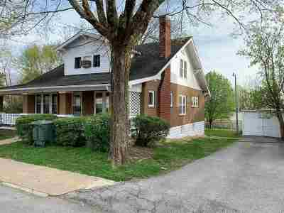Single Family Home For Sale: 211 Hall Street