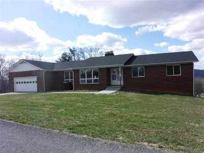 Tazewell, New Tazewell, Harrogate, Eagan, Sneedvile, Sneedville Single Family Home For Sale: 264 Norfolk Crcle