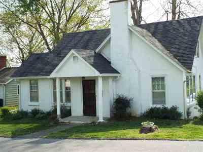 Rogersville Single Family Home For Sale: 211 Clay St.