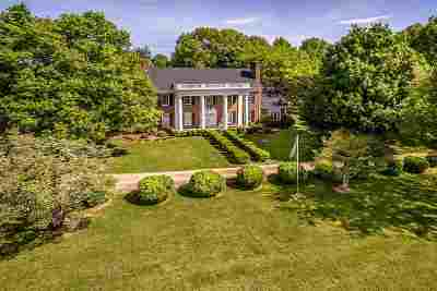 Morristown Single Family Home For Sale: 5595 Leepers Ferry Rd