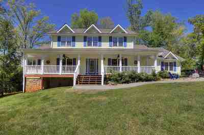 Sevier County Single Family Home For Sale: 4040 Roundtop Dr