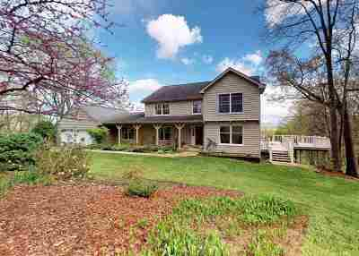 Single Family Home For Sale: 1445 W Allens Bridge