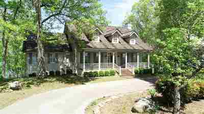 Morristown Single Family Home For Sale: 2201 Boatmans Ridge Road