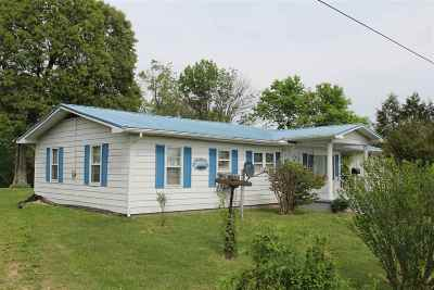 Greene County Single Family Home For Sale: 2515 Fodderstack Mountain Loop